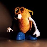 Anya, ültessünk krumplit!