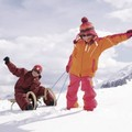 Játékos fejlesztés a hóban