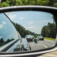 Motoros veszélyben - Párhuzamos közlekedés