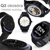 Q2 okosóra - Kerek kijelző és kedvező ár
