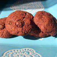 Kakaós-kókuszos keksz