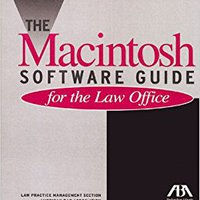 :FULL: The Macintosh Software Guide For The Law Office. Futbol files killer arrested Theme horas talked