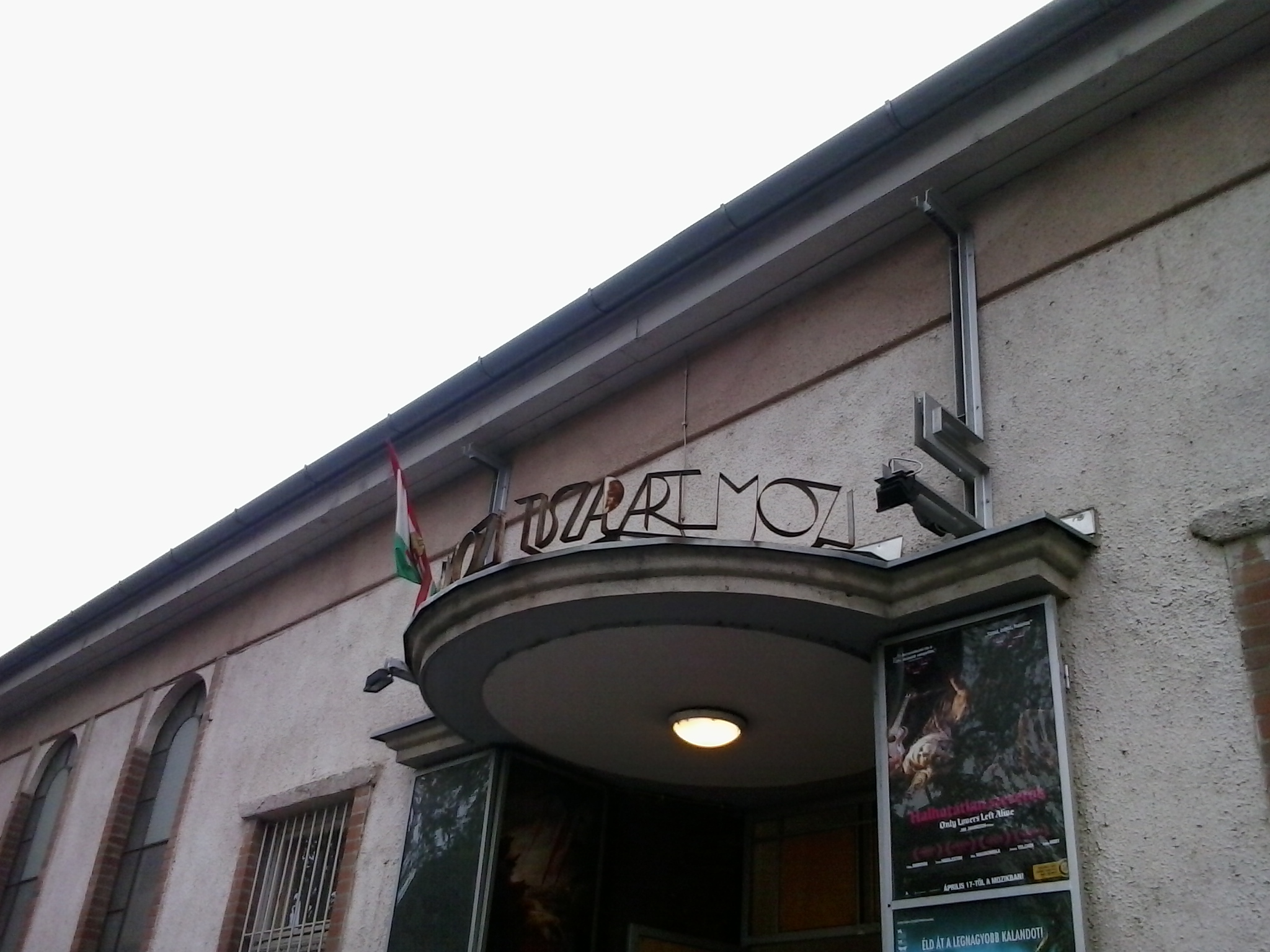 TISZApART mozi, Szolnok