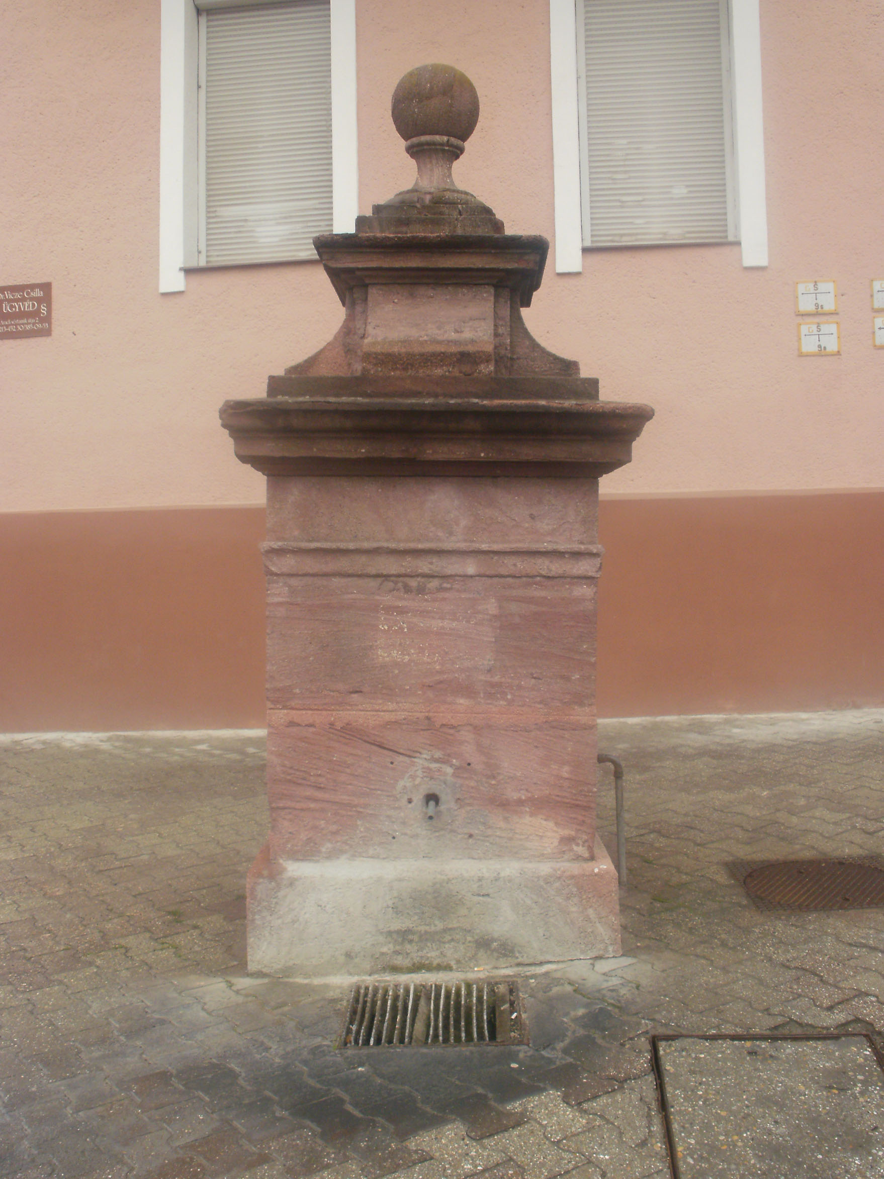 Petrezselyem kút