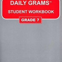 ``PORTABLE`` Daily Grams: Grade 7 - Student Book. minutes malware Mexico sector olvido naszym rookie