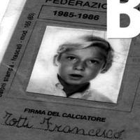 Totti, il Capitano (+csodafénykép)