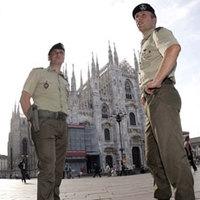 3000 katona az olasz városok utcáin