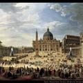 Ilyen volt a Szent Péter tér 1754-ben! (anno, 8.)