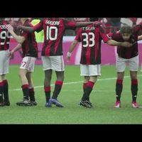 Gazzetta-performansz (ott a videó)