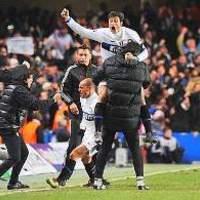 Inter, fel Madridra!