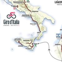 Jeruzsálemtől Vatikánig, Giro d'Italia 2018