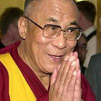 A dalai láma Róma díszpolgára lesz