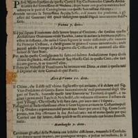 Ez a legrégebbi olasz napilap! (1664-ben jelent meg az első szám)