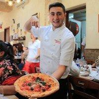 Ne állítsuk meg Teréz anyát pizza, Nápolyból, előre fizetve!