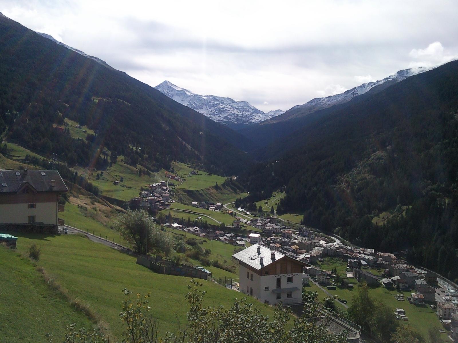 A völgy, ahol élünk