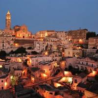 Matera az Európa kulturális fővárosa 2019 olasz városa