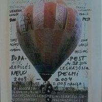 Kafka a léggömbben (Kafka in the Balloon), Swierkiewicz Róbert és Emilio Morandi kiállítása a padovai Cittadellában