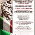 Kétszer ugyanabba a folyóba? - Augusztus 31-én indul az ELTE BTK-n az AIPI nemzetközi italianisztikai konferenciája
