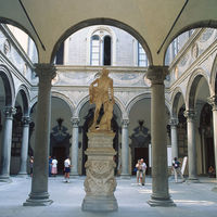 Palazzo Medici-Riccardi - olasz-magyar kiállítás Firenzében