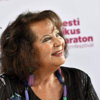 """""""A második legjobb olasz találmány"""" - Claudia Cardinale Budapesten"""