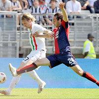 A Juve kétszer került hátrányba, de nyert a Genoa ellen