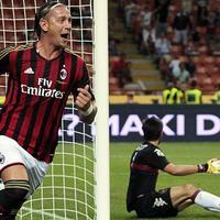 Milan és az Inter is hármat vágva nyert