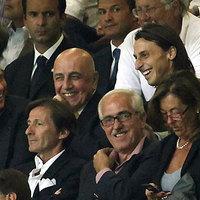 Berlusconi a scudettóról és C. Ronaldóról álmodik