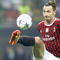 A Palermónak esélye sem volt a Milan otthonában