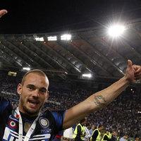 Ranieri: Sneijder az Internazionale Tottija