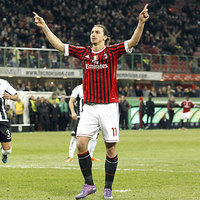 A Milan a második félidőben bedarálta a Sienát