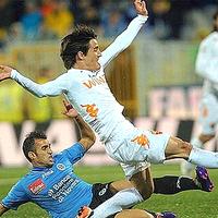 A Roma a hajrában nyerte meg a novarai bajnokit