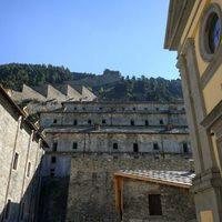 Fenestrelle erődje, Olaszország kínai nagy fala