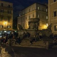 P, mint Piazza, azaz Olaszország legszebb terei