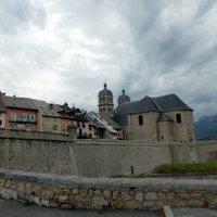 Briançon, a meseváros