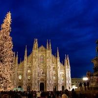 Karácsony Milánóban