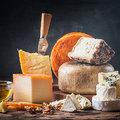 Utazás az olasz sajtok világába…