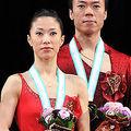 Olimpiai bajnokok esküvője a jégen