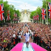 Hetven napos lesz a londoni fáklyaváltó