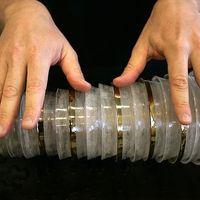 Üveg-armónika - egy hangszer-kuriózum