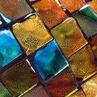 Üvegmozaik - pixelizált zummolás