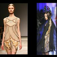Hájpolás jócsajjal: a stained glass couture