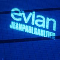 Gaultier x Evian =