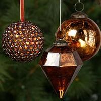 36 üvegdísz-ötlet A fára