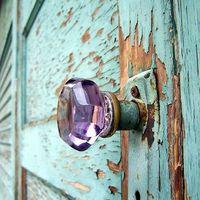 Szekrény-gomb-kilincs - (nem) hétköznapi üvegtárgyaink #1