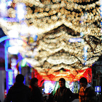 Karácsonyillatú utcák