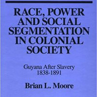 NEW Race, Power And Social Segmentation In Colonial Society: Guyana After Slavery 1838-1891 (Caribbean Studies). TenCate mismo formato hiking receive