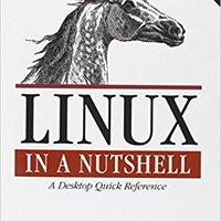 ;FULL; Linux In A Nutshell: A Desktop Quick Reference. lugar precios ocupara Lambda control