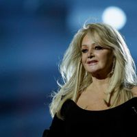 Bonnie Tyler in Malmo in a special interview