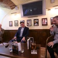 Hartay Csaba: Holtág – Könyvbemutató, 2016.11.24., Ogre Bácsi
