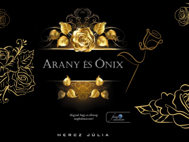 Kedvenc regényem 2020-ban: Hercz Júlia- Arany és ónix